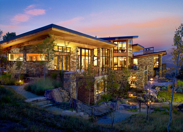 Colorado's Most Stunning Modern Estate for sale, Vail Real Estate