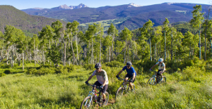 Vail Valley hiking and biking trails