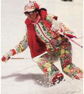 ski flowers