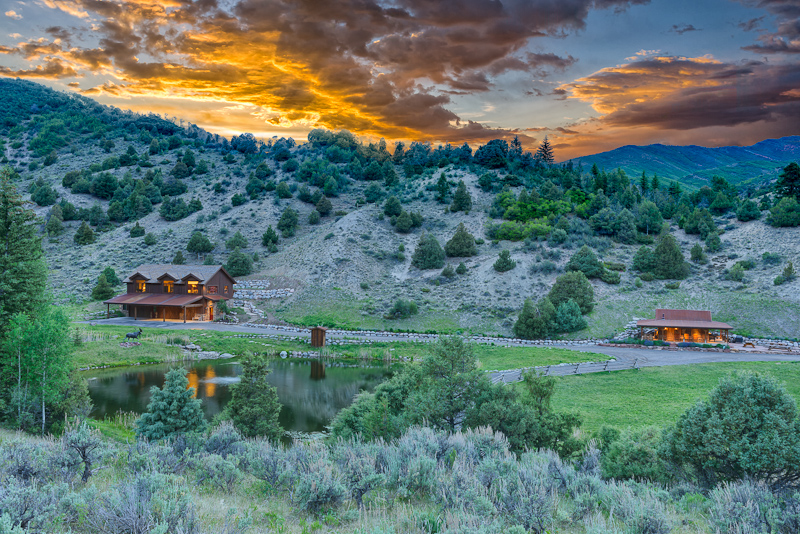 Fabulous Red Sky Ranch Home for Sale!