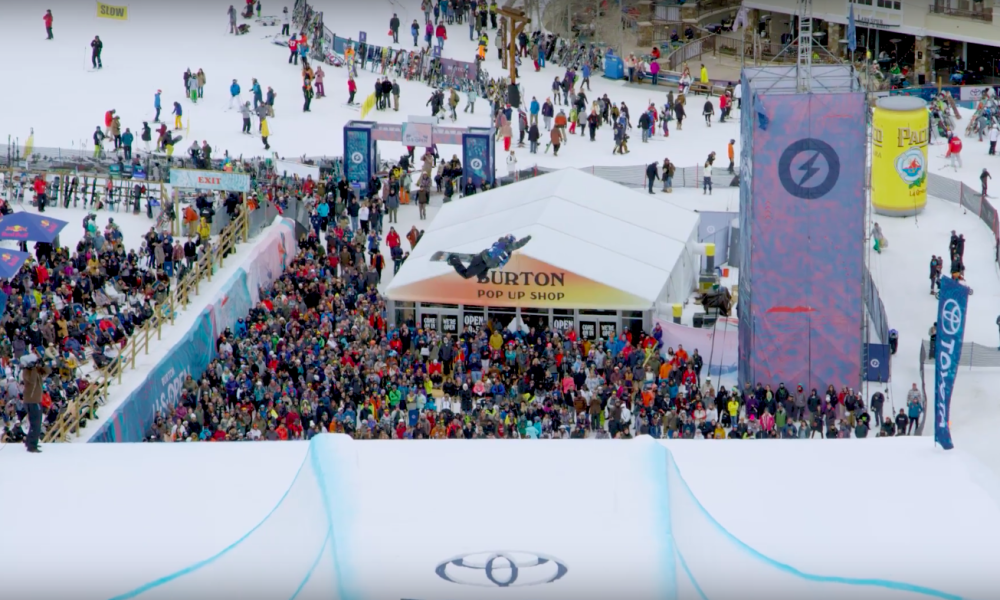 The Burton Open Returns to Vail!