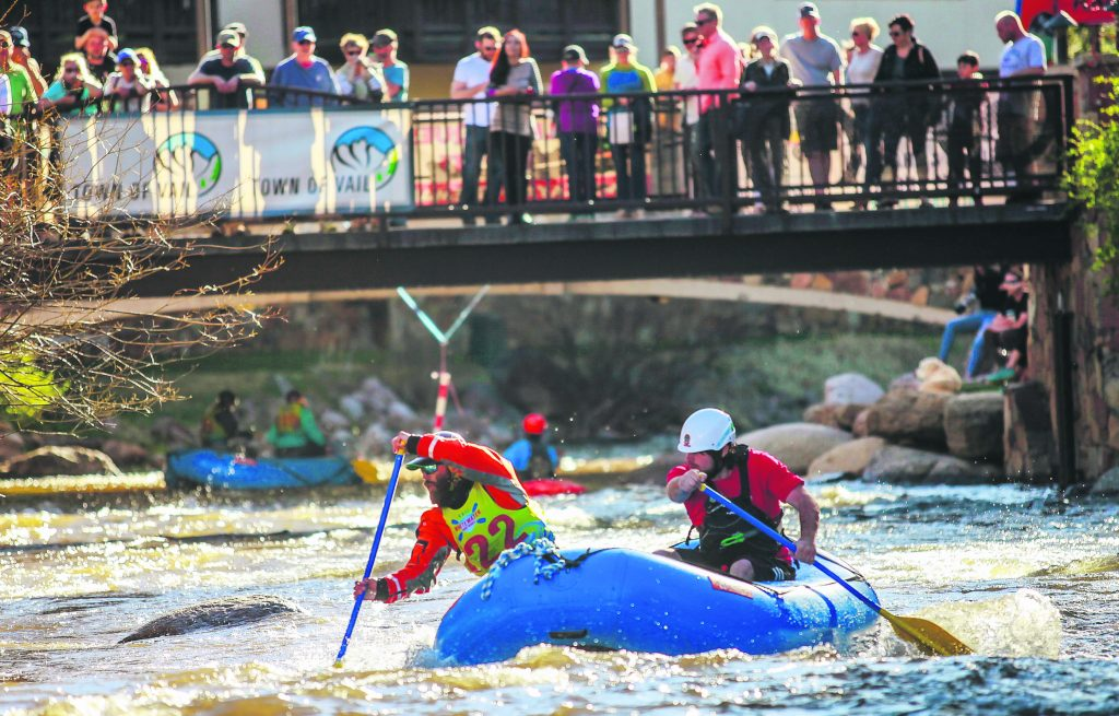 Vail Whitewater Race Series May 7 – June 4, 2019