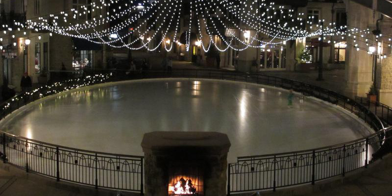 Vail Square Ice Rink