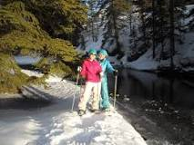 Snowshoe Tours – Self Guided East Vail – Vail, Colorado