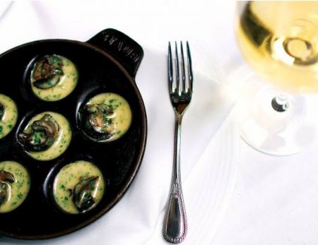 La Tour Restaurant & Bar – Wild Burgundy Escargots