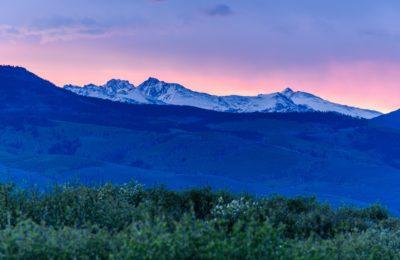 Summer Range Ranch, a hunting and fishing paradise in Vail, Colorado